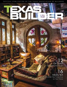 BDX CEO Tim Costello Featured in Texas Builder Magazine