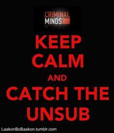 Criminal Minds = Best Show Ever
