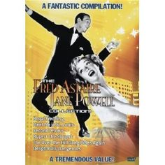 Fred Astaire & Jane Powell Fred Astaire Movies, Jane Powell, I Fall In Love, Musicals, Classy, Gift, Movie Posters, Collection, Chic