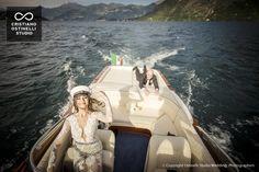 lake como top wedding photo
