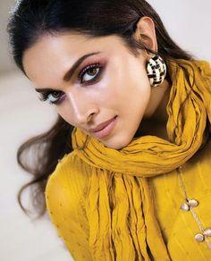 Fashion Poster Photography Faces 62 Ideas For 2019 : Fashion Poster Photography Faces 62 Ideas For 2019 Deepika Padukone Saree, Deepika Ranveer, Aishwarya Rai, Indian Bollywood, Bollywood Fashion, Bollywood Makeup, Bollywood Style, Most Beautiful Faces, Gorgeous Women