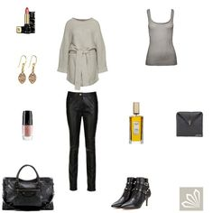 Casual Outfit: Strick 'n' Cool. Mehr zum Outfit unter: http://www.3compliments.de/outfit-2015-09-11