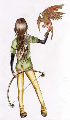 The hunger games: art: sketch: drawing: katniss everdeen: katniss: hunger g The Hunger Games, Hunger Games Fandom, Hunger Games Catching Fire, Hunger Games Trilogy, Katniss Everdeen, Katniss And Peeta, Hunger Games Drawings, I Volunteer As Tribute, Mystery