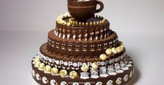 This Looks Like Just A Weirdly Decorated Cake. But Watch What Happens Once It Starts Spinning. WHOA!