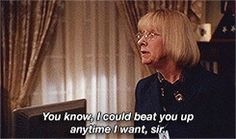 11 Times Mrs. Landingham From 'The West Wing' Told It Like It Is — Sassy…