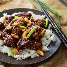 This cashew chicken is deliciously spicy and savory, and tastes almost exactly like The Cheesecake Factory's recipe.