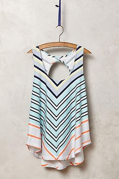 Striped Swing Tank - anthropologie.com #anthrofave