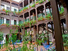 El Rey Moro Hotel Boutique Sevilla - galería de fotos zonas comunes del hotel