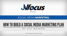 If you're looking to build a social media marketing plan for you or your clients, then you should watch this : )  #JVFocus