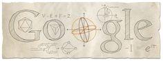 #Evocação do 306º #aniversário de #Euler