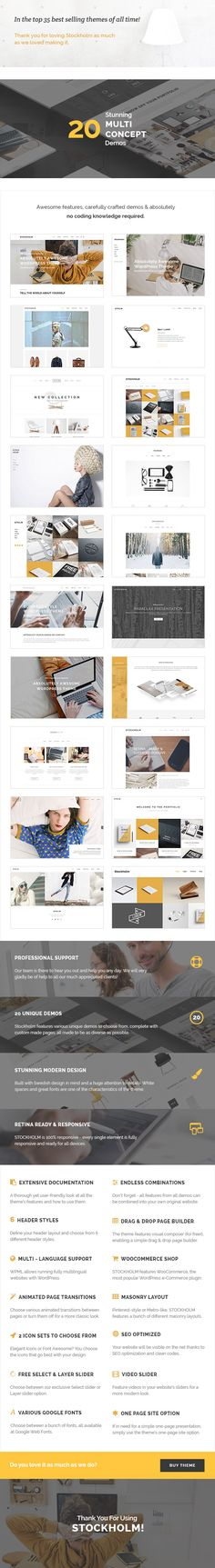 Theme Features   Parallax Image/Video Slider Unlimited Header Layouts Unlimited Title Area Layouts Customizable Mega Menu Left Menu – with optional background image and color from page to page F...