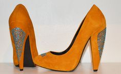 Kurt Geiger 'Corso Como' // love a chunky heel - much kinder to the uncoordinated lady