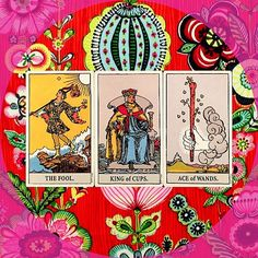 Good morning everyone. ❤️ Here are the cards I have drawn for today the 5th of June 2015. ❤️ The first card drawn for the morning is the Fool. The Fool in Tarot marks the beginning of a journey without fear or forethought into any consequences or obstacles that may arise. It represents a leap of faith, so some of you may decide to do something different this morning. It could be outside of your usual routine but you say. 'Why not? Nothing ventured, nothing gained.' By taking this approach a…