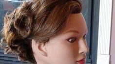 Penteado Elegante de Lado