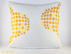 #diy #pillowcover #decoration by kreativbuehne