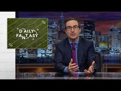 Last Week Tonight with John Oliver: Daily Fantasy Sports - Published on Nov 15, 2015 Daily fantasy sports sites claim they are not gambling enterprises, but they seem awfully…gamblish.  If only their ads were more truthful.
