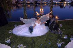 Swan Princess Wedding