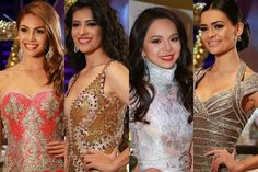 Miss World 2016 MGM Filming Party Update