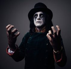 Interview: Jaz Coleman, Killing Joke - M Magazine M magazine: PRS for Music online magazine - PRS for Music Online Magazine