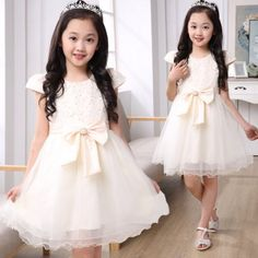 lace Princess Dress dress skirt Flower Girl Dress Dress 2015 new summer girls summer dress  in summer dress online shopping sites http://www.allymey.com