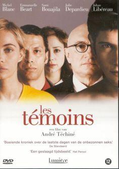 les temoins!!! υπεροχη ταινια!!!!!!! αξιζει πραγματικα να την δει καποιος!!