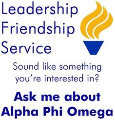 we do it for hours...Alpha Phi Omega