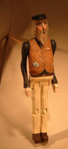 Jig doll made for a friend.