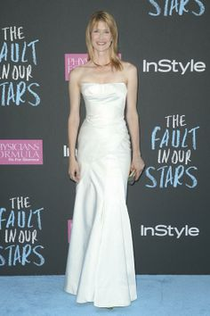 Laura Dern at the Fault In Our Stars movie premiere 2014