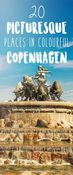 Here are the top 20 things to do and see in the picturesque city of Copenhagen. Copenhagen Travel, Copenhagen Denmark, Best Travel Guides, Travel Tips, Denmark Travel, Going On Holiday, City Break, Free Travel, Where To Go