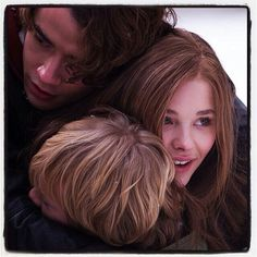 Adam, Mia, Teddy #IfIStay