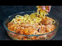 Készítsd el a legszaftosabb combokat! Pár perc alatt kész a vacsora   Cookrate - Magyarország - YouTube Shrimp, Chicken, Dinner, Recipes, Youtube, Food, Afternoon Snacks, Dinners, Breakfast