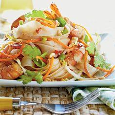 Pad Thai - 20 Easy Pasta Recipes - Coastal Living