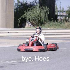 "Suga is just like ""bye bye ima go now bitches"". Xddd i luv BTS so muchhhh >///<"