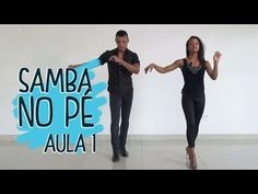 Samba no Pé - Aula 1 - YouTube