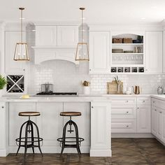 Park Ave. door style in White from CNC Concord Series redefines classic style and reinterprets it in a new, modern, and fresh way. The style combines traditional craftsmanship and unique character with clean, contemporary styling. #whitekitchen #cnccabinetry #kitchencabinets #kitchenfurniture #kitchendesign #kitchenset #traditionalcabinets #home #kitchenreno #kitchenlove #kitchendetails #homedesign #kitchenremodel #kitcheninteriors #kitchentrends #kitchenstorage #interiorinspiration Kitchen Cabinets Showroom, Classic Kitchen Cabinets, Kitchen Cabinets Models, Kitchen Cabinet Door Styles, Outdoor Kitchen Cabinets, Kitchen Cabinet Design, Kitchen On A Budget, Kitchen Interior, Kitchen And Bath Design