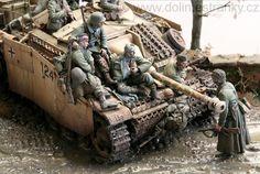 """Volker Bembennek 1/35 Stug. III """"Farewell of the faith"""""""