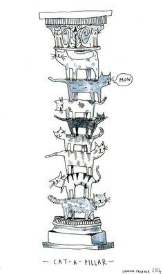 Cat-a-Pillar