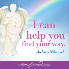 Call on Archangel Chamuel when you are feeling lost. It is his Divine Purpose to help you.  Receive Daily Inspirational Emails