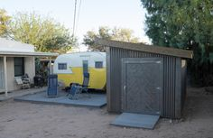 Steel Siding, Tuff Shed, Metal Shed, Tucson Arizona, Corrugated Metal, Remodeling, Exterior, Outdoor Structures, Rustic