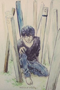 Nine - Zankyou no Terror by 壱生 on pixiv