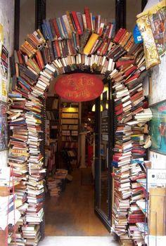Le Bal des ardents, librairie, Lyon.