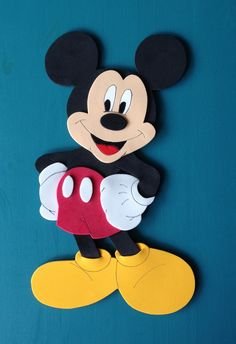 Mickey Mouse Birthday, 2nd Birthday, Storybook Characters, Cute Disney Wallpaper, Party, Handmade, Crafts, Hand Puppets, Crochet Appliques