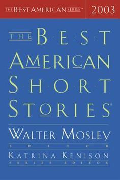 The Best American Short Stories 2003 with contributions by Edwidge Danticat