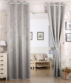 Gestalten auch Sie Ihre Fenster dekorativ und Stilvoll mit diesen tollen Ösenschals. Sie sind leicht anzubringen und Blickdicht. Der fertig konfektionierte und blickdichte Vorhang aus pflegeleichtem Polyester rundet das Ambiente Ihres...