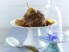 Unser beliebtes Rezept für Nougat-Mousse mit gebrannten Birnen und mehr als 55.000 weitere kostenlose Rezepte auf LECKER.de.