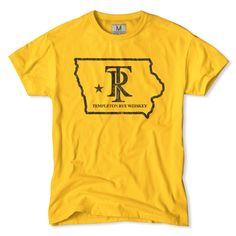 Templeton Rye Iowa T-Shirt