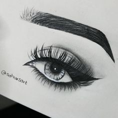 26 best ideas for eye tattoo ideas inspiration drawings Amazing Drawings, Cool Art Drawings, Pencil Art Drawings, Beautiful Drawings, Art Drawings Sketches, Tattoo Drawings, Beautiful Eyes, Eye Pencil Drawing, Pencil Tattoo