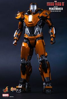 You can order this from Sideshow Collectibles The Mark XXXVI armor is designed by Tony Stark in Iron Man 3 to be a Riot Control Suit. The...