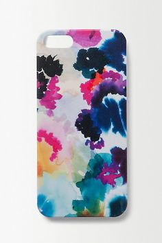 Wonderful  iPhone 5 case, I really like the tropical print and the happy colors!