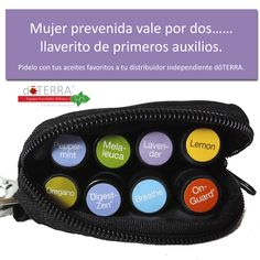 #Llavero #doTERRA  pídelo con tus #Aceites_esenciales favoritos en  www.aceitesesencialesmexico.com.mx